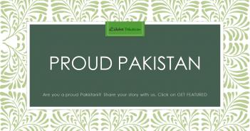 Proud pakistan